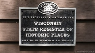 Tower Hill State Park - Wisconsin Historical Marker
