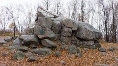 Rib Mountain State Park - Rock formations