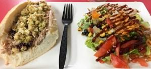 Las Vegas - Sandwich at Capriotti's