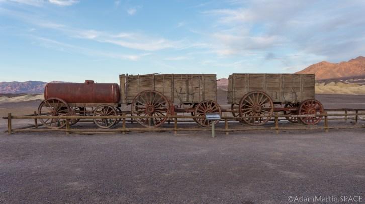 Death Valley - Harmony Borax Works