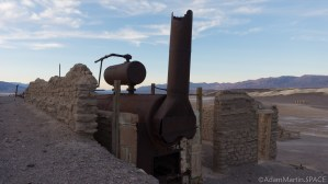 Death Valley - Harmony Borax Works