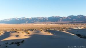 Death Valley - Mesquite Flat Sand Dunes