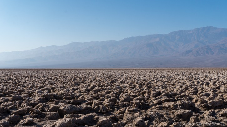 Death Valley - Devils Golf Course