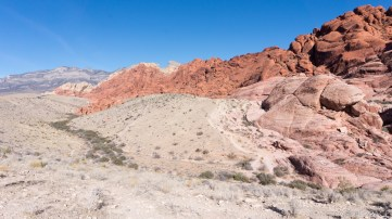 Red Rock Canyon - Calico Hills