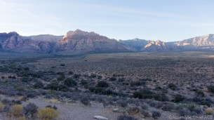 Red Rock Canyon - Panorama Views