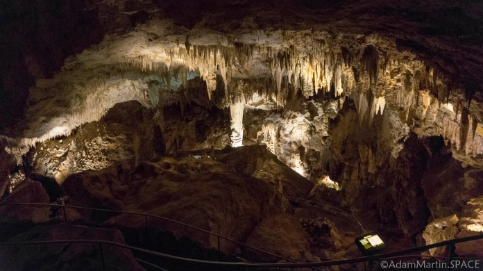 Carlsbad Caverns National Park - Natural Entrance Trail
