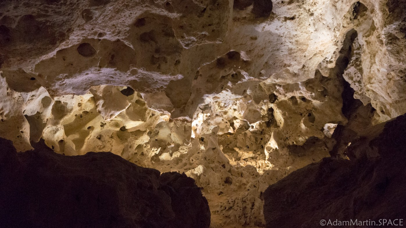 Carlsbad Caverns National Park - Boneyard