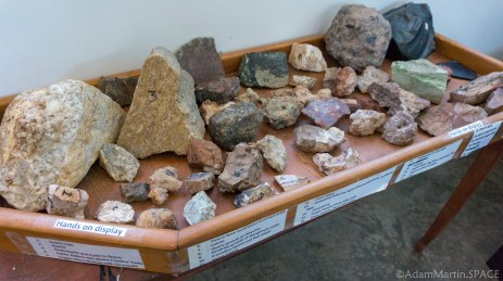 City of Rocks State Park – Nature Display