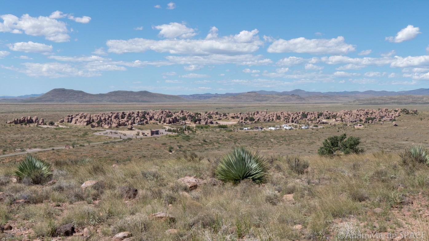 City of Rocks State Park – City Views