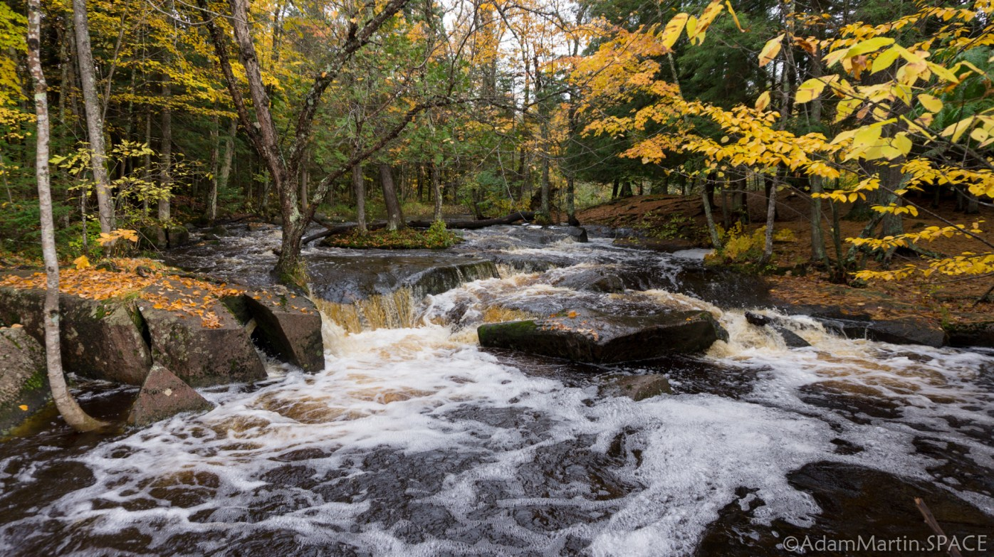 Strong Falls - Secondary Falls