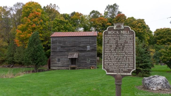 Devils River Falls - Rock Mill