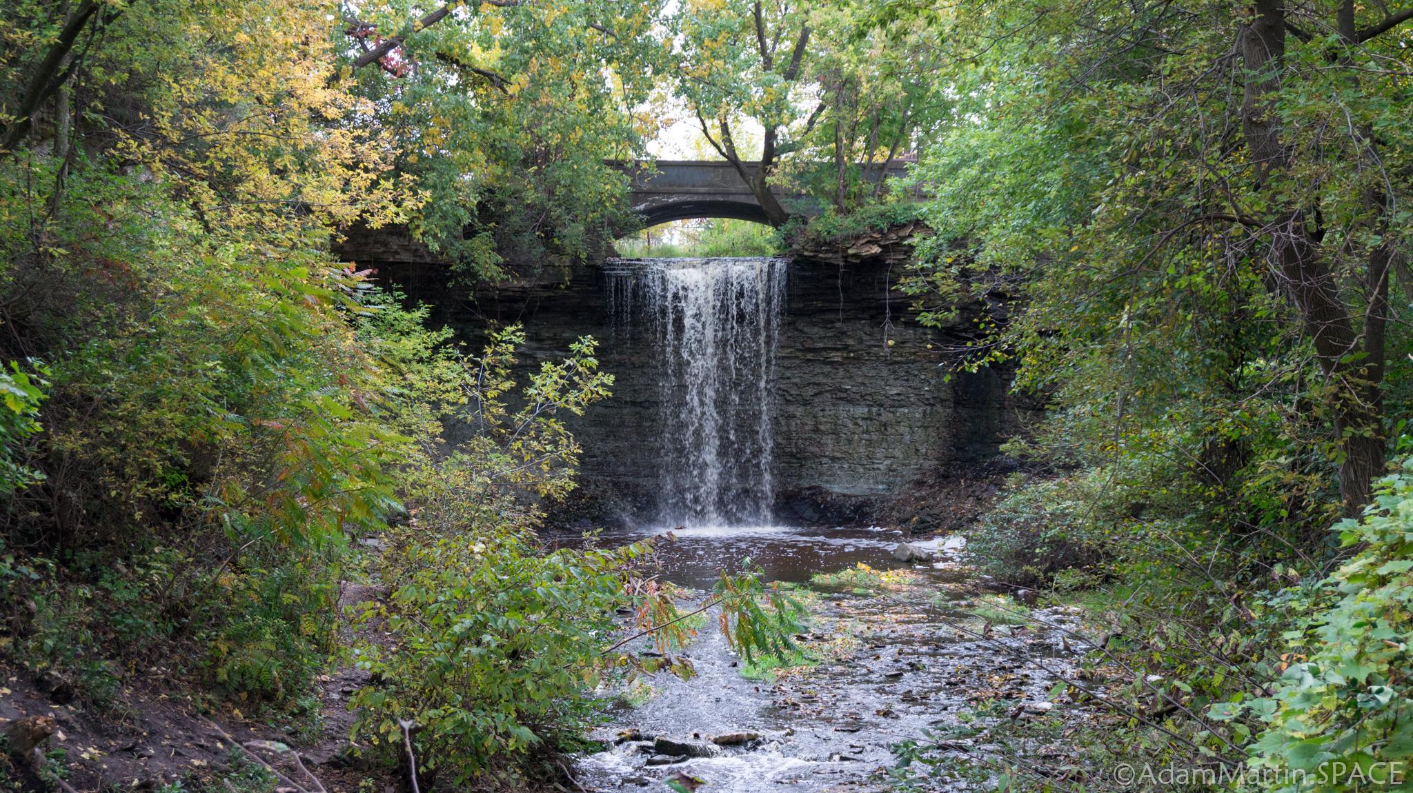 Wequiock Falls