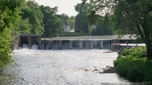 Belleville Spillway