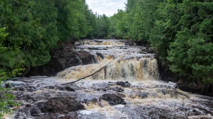 Copper Falls State Park - Tyler Forks Falls/Dells