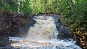 Amnicon Falls State Park - Upper Amnicon Falls