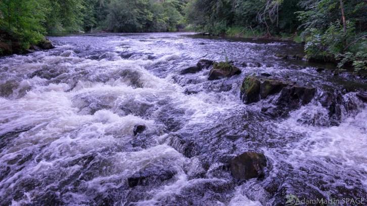 Pike Hole Rapids
