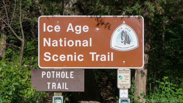 Interstate State Park - Pothole Trail / Ice Age National Scenic Trail
