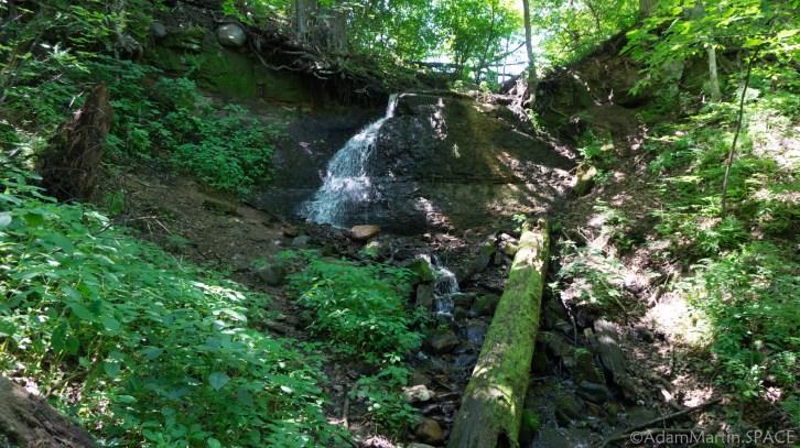 Interstate State Park - Silverbrook Falls