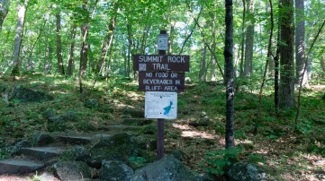 Interstate State Park - Summit Rock Trail