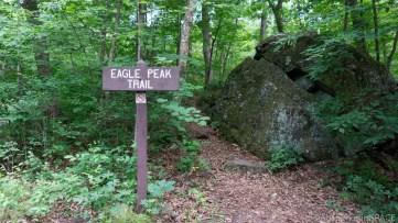 Interstate State Park - Eagle Peak Trail