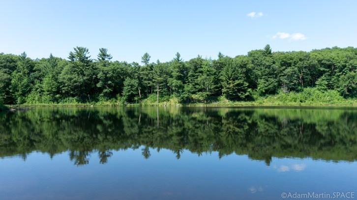 Straight Lake State Park - Rainbow Lake