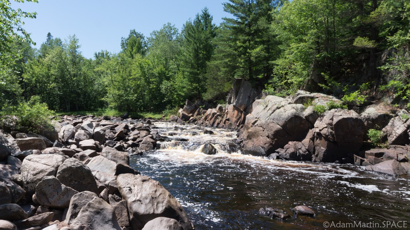 Big Falls (Kennan, WI)