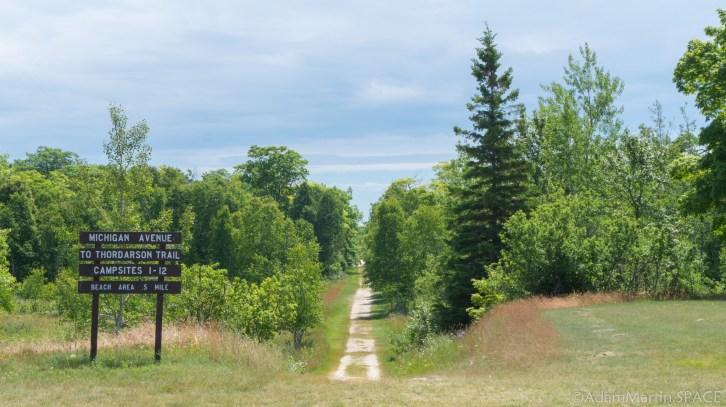 Rock Island State Park - Michigan Avenue