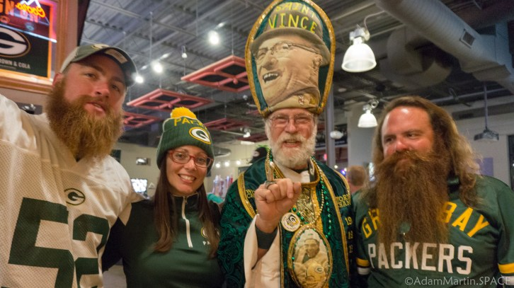 St. Vince & the crew at the Green Bay Distillery
