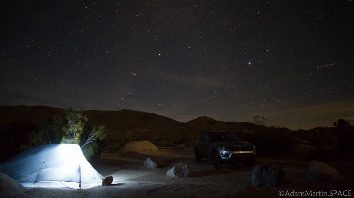Joshua Tree - Belle Campground Astrophotography