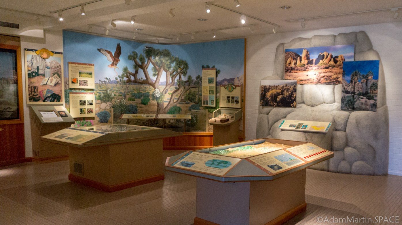 Joshua Tree - Oasis Visitor Center