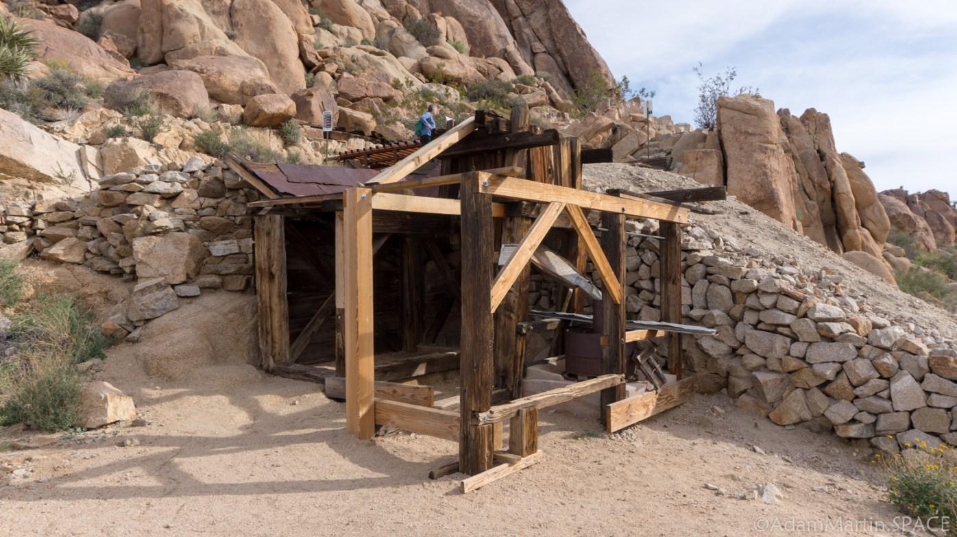 Joshua Tree - Mastodon Mine