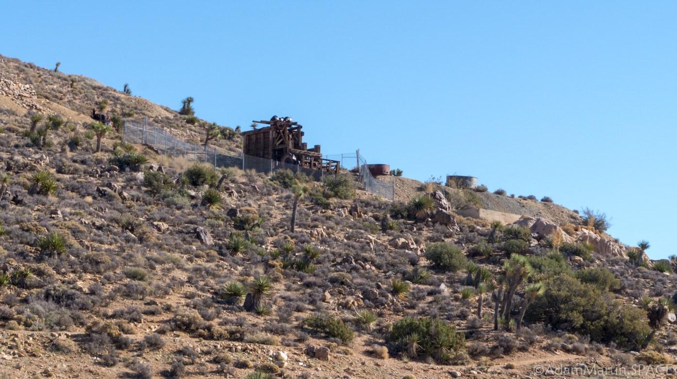 Joshua Tree - Lost Horse Mine
