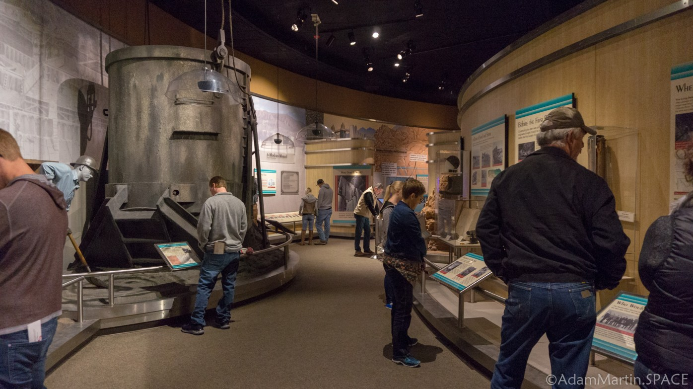 Hoover Dam - Exhibit Gallery