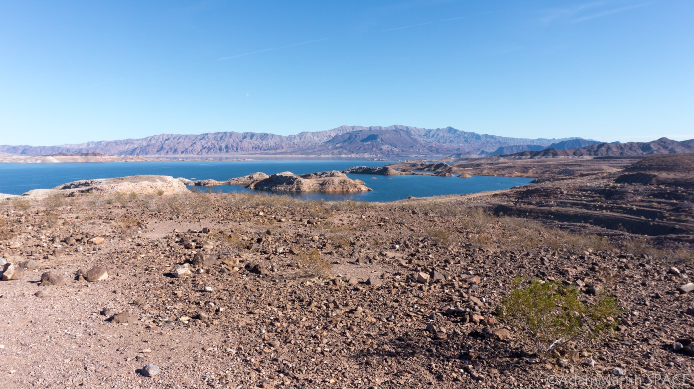 Lake Mead - Lunch at Boulder Beach