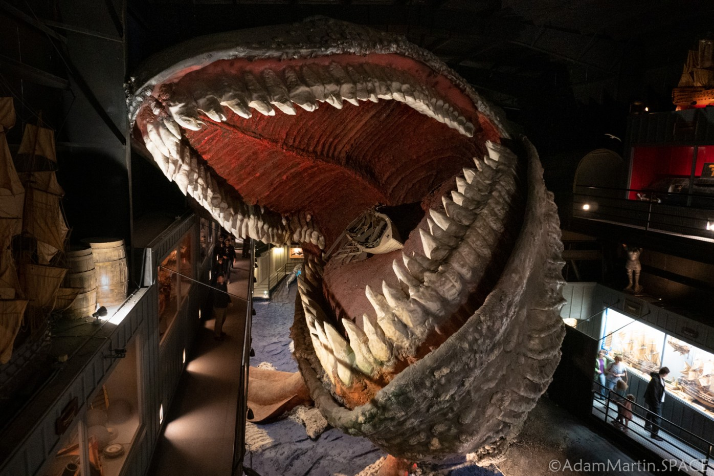 House On The Rock - Heritage Of The Sea Monster