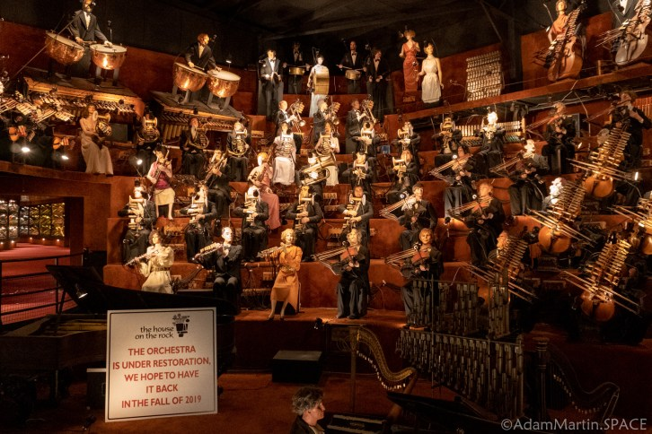 House On The Rock - Orchestra Down For Maintenance