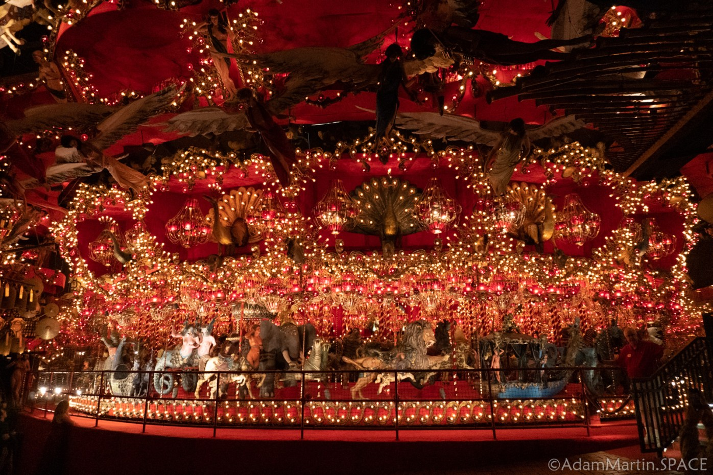 House On The Rock - Worlds Largest Indoor Carousel