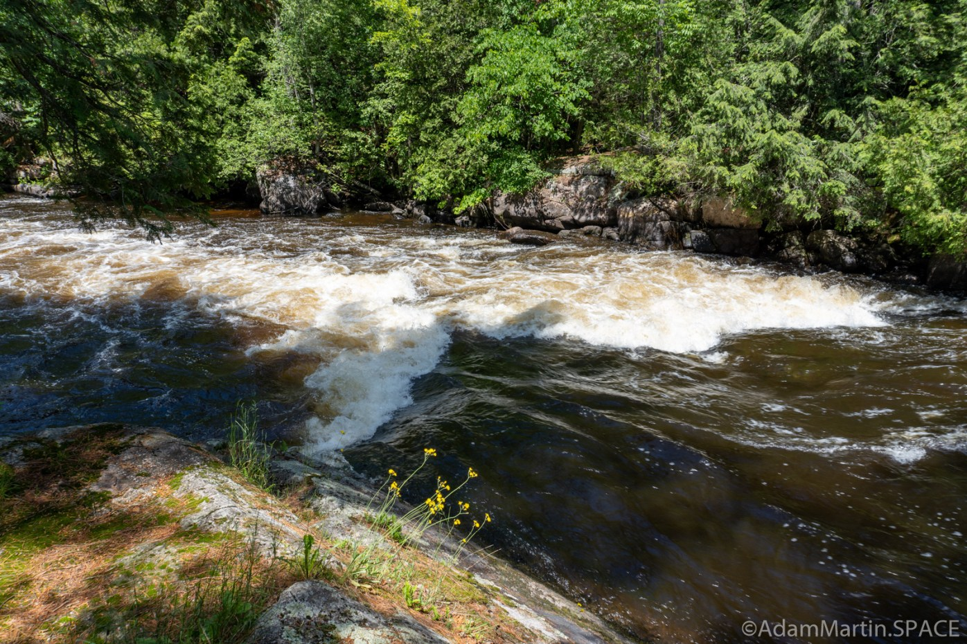 Tea Kettle Rapids