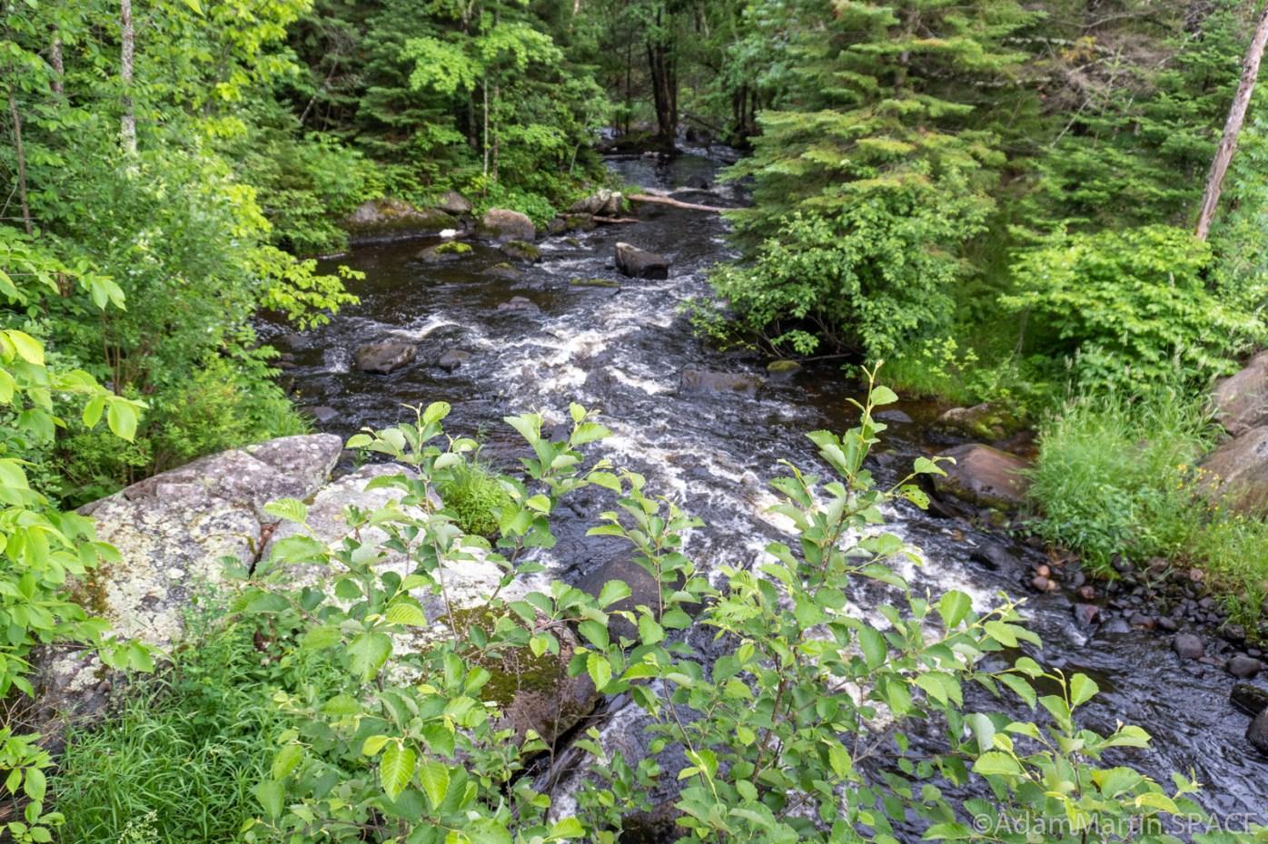 Armstrong Creek Rapids
