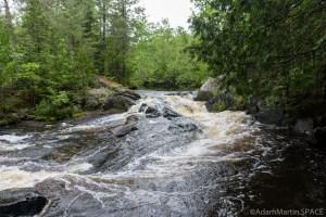 Horseshoe Falls - View of main falls