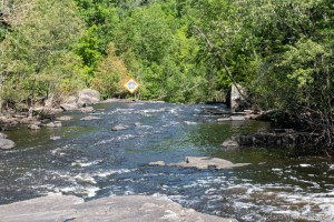 Breakwater Falls - Downstream views