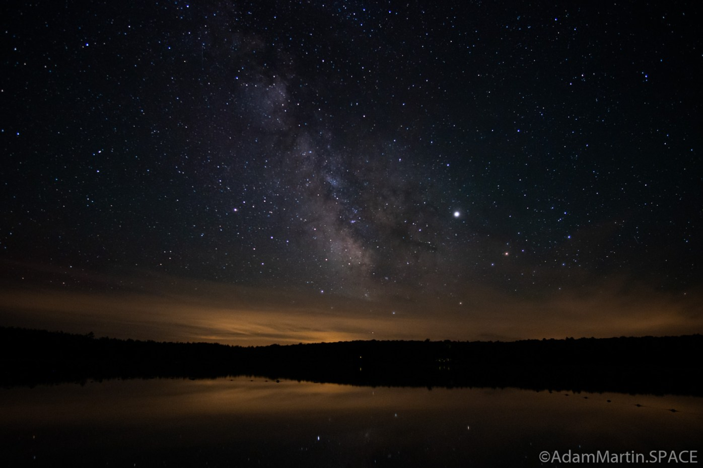 Lost Lake – Astrophotography in Tipler, Wisconsin