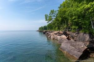 Big Bay State Park - Lake Superior Coastal Views