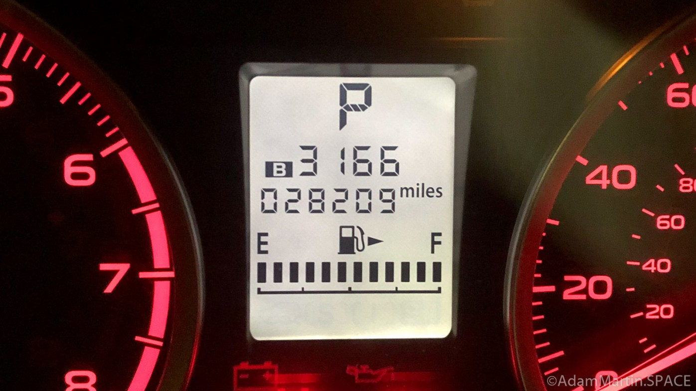 July Road Trip - End after 3,000 miles