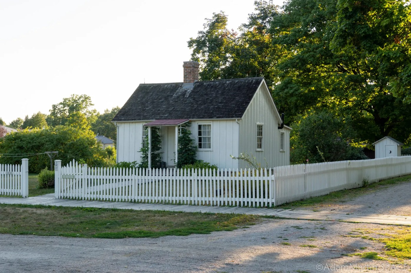 Herbert Hoover National Historic Site - Birthplace Cottage
