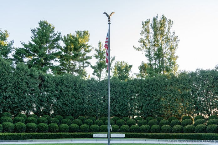 Herbert Hoover National Historic Site - Gravesite