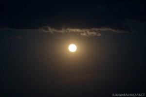 Mount Sunflower - Full Moon