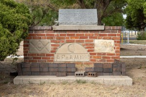 Nicodemus National Historic Site - Masonic Hall Plaque