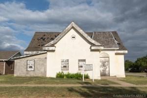 Nicodemus National Historic Site - First Baptist Church