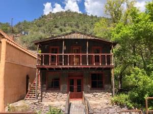 Mogollon, NM - Old Mountain House